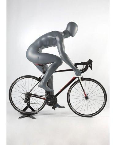 Maniquí de deporte, ciclista 1