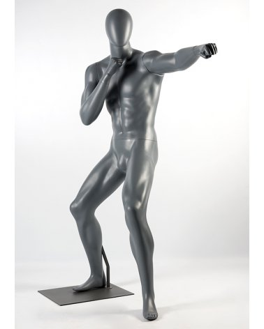 Sport mannequin, Boxer1