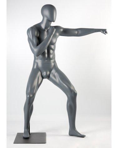 Maniquí de deporte, Boxeador 1