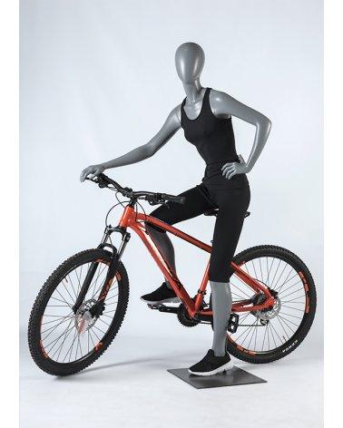 Maniquí de deporte, ciclista 3
