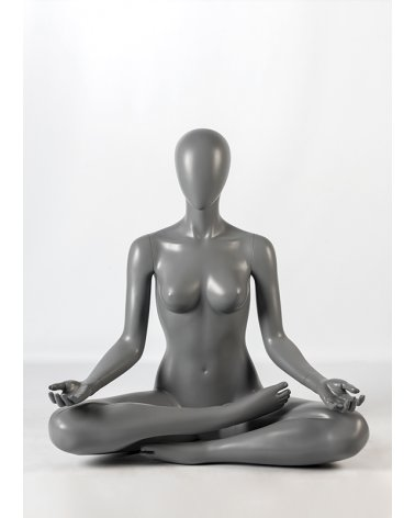 Maniquí de deporte, Yoga 1