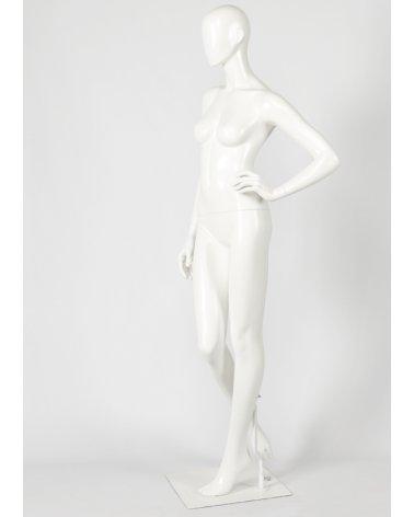 Maniqui de Mujer CASUAL CHIC. Acabado Cemento