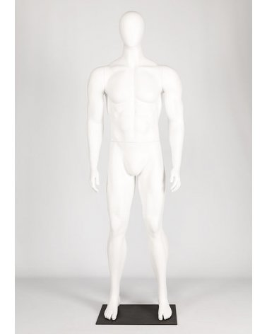 Male Sport Mannequin, Cross Trainning 1