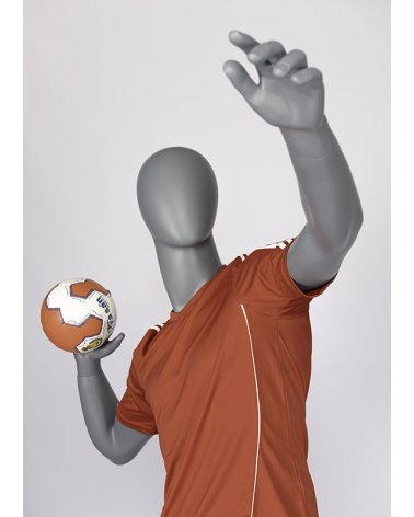 Maniquí Deporte Hombre, Balonmano