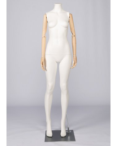 Maniquí Articulado Mujer Basic 3