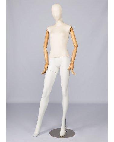 Maniquí Articulado Mujer 1