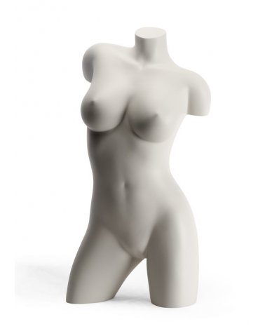 Busto mujer sin brazos