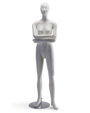 Maniquí mujer brazos en la cintura, Realistic Art