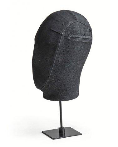 Man head Denim display