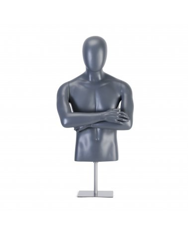 Man torso with arms crossed, Art Homme 3