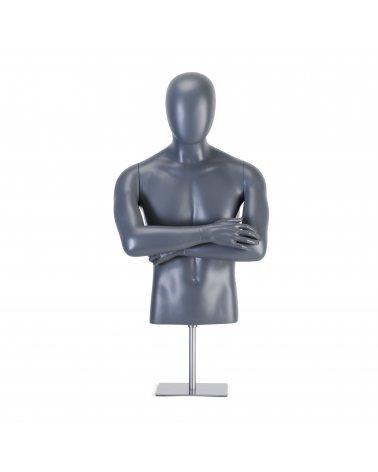 Torso de hombre brazos cruzados, Art Homme 3