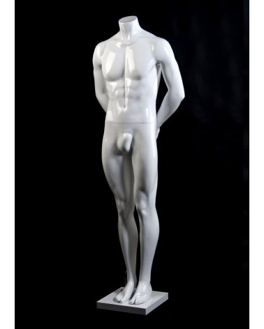 Male Mannequin, Clarence 2
