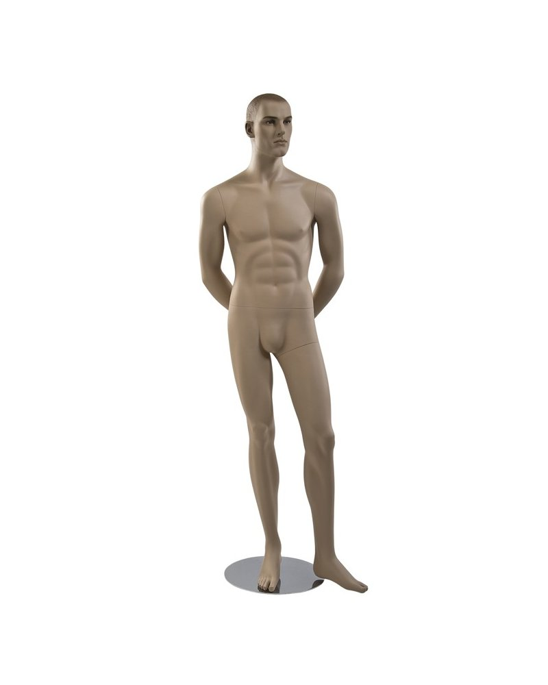Male Mannequin Sitting, Nestor 7