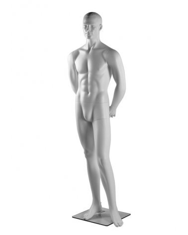 Man Mannequin with arms behind, Hector 3