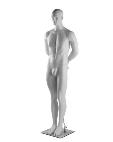 Man Mannequin with arms behind, Hector 6