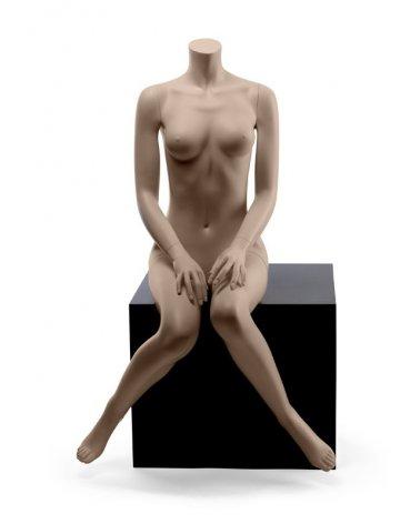 Maniquí Mujer Sin Cabeza Sentada, Charlize 5