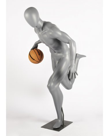 Male Sport Mannequin, Basketball 2