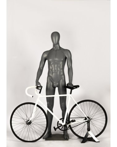 Male Sport Mannequin, Cycling 3