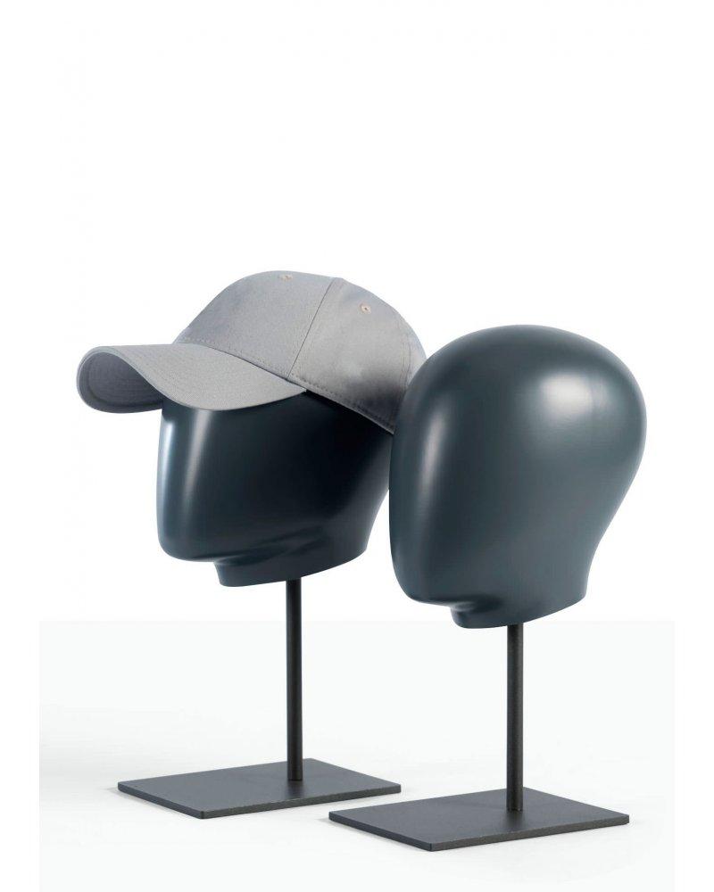 Woman's head display