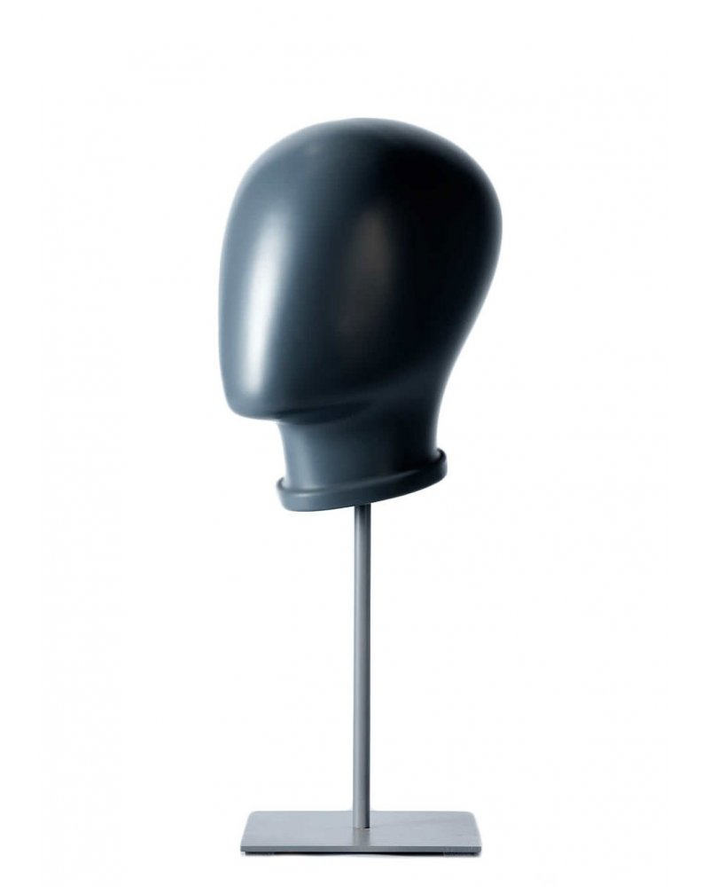 Oval Head