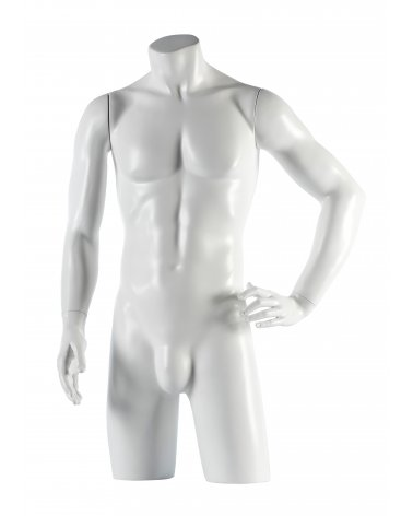 Man Torso with arm in the waist, Fred 3