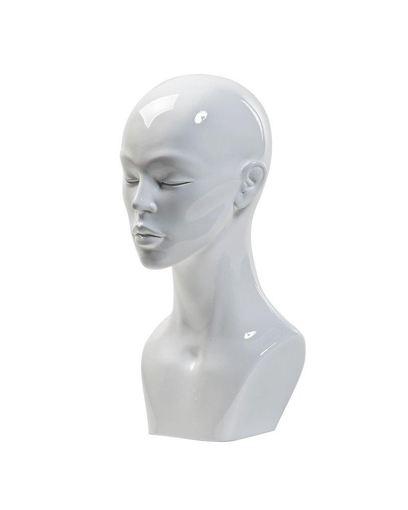 Female head display 2
