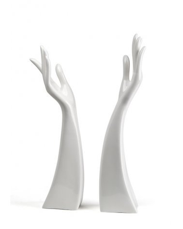 Woman Hands Display, S-Display Collection