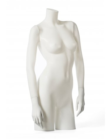Unique Torso Mujer con brazos articulados