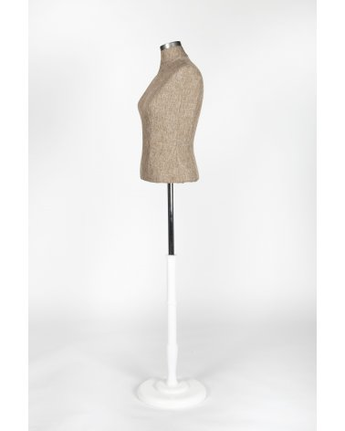 Upholstered Female Bust Haute Couture 2